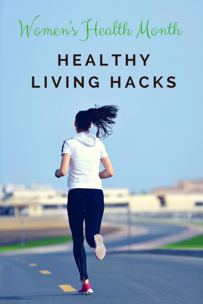 easy healthy living hacks