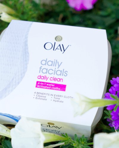 Olay Daily Facials aka. The Best Cleansing Cloths