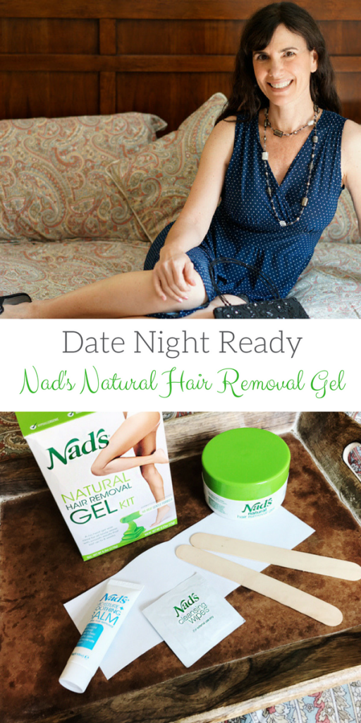 Date Night Ready with Long Lasting Hair Removal from Nad's