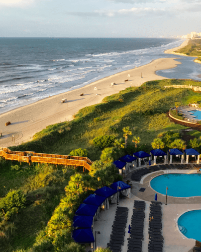 Take a Wellness Vacation in Myrtle Beach, SC