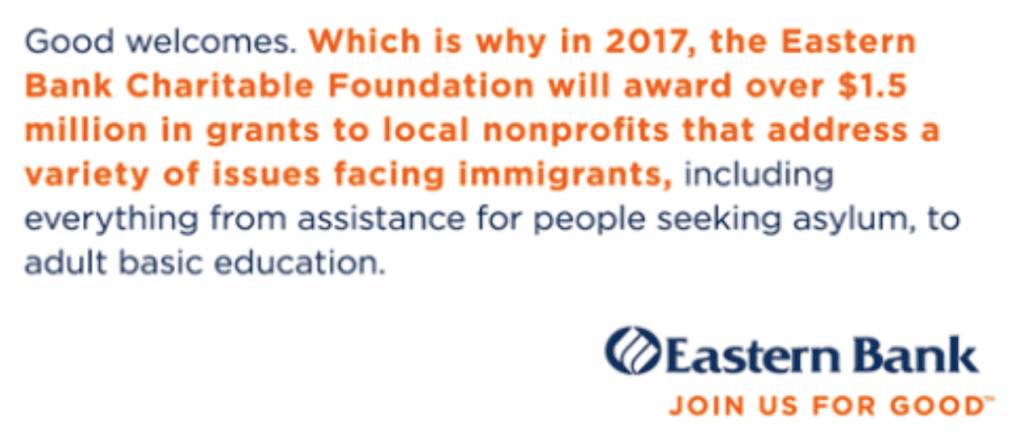 Make a Difference in the Immigrant Community with #JoinUsForGood