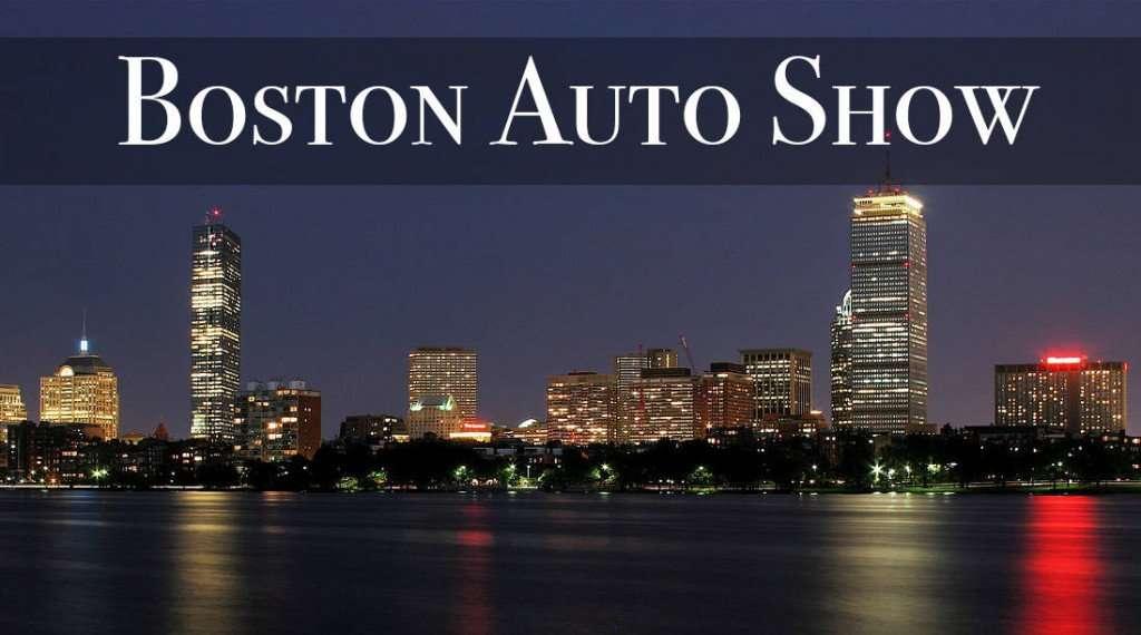Win Tickets to the Boston Auto Show