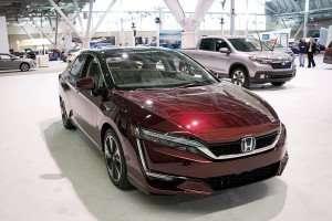 Boston Auto Show Recap – I'm in Love with the Honda Clarity