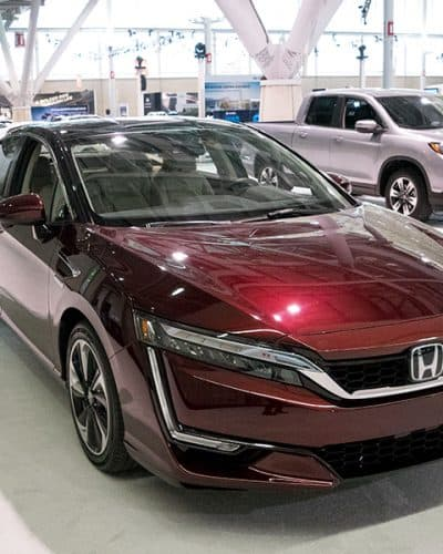 Boston Auto Show Recap – I'm in Love with the Honda Clarity