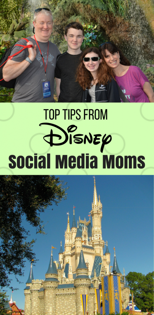 These Top Tips from My First Disney Social Media Moms Conference can help anyone with their first visit to Disney World