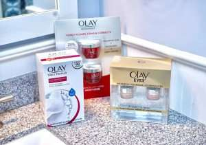 Put Your Best Face Forward with Olay's 3-Step Reset