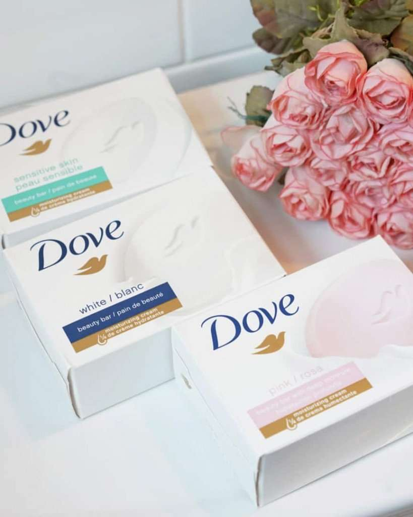 I've traded up from soap to the Dove Beauty Bar and I'm loving the results. In just a week, my skin feels softer and smoother. It looks more radiant and feels nourished.
