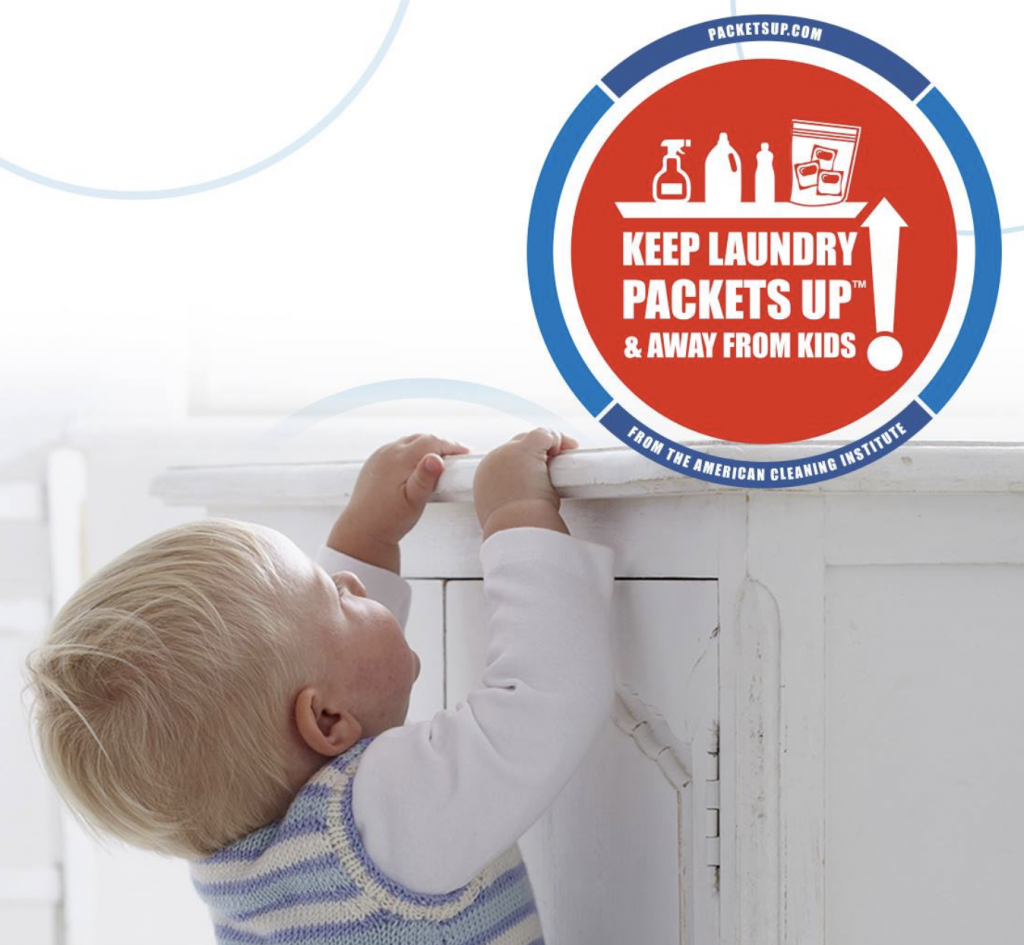 Is your laundry room as safe as it should be? Check out these tips to make sure you are keeping your little ones safe! Share with your friends and family!