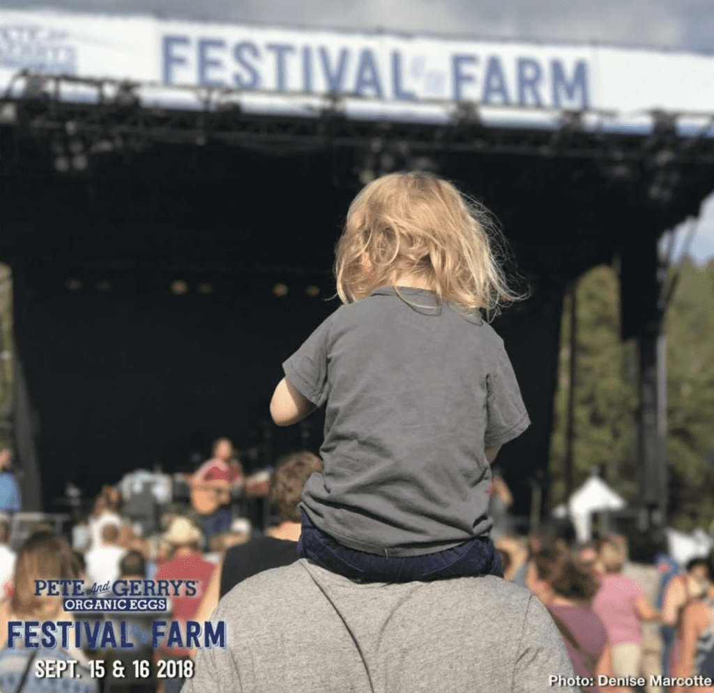 Win tickets to Festival on the Farm in Canton, Massachusetts