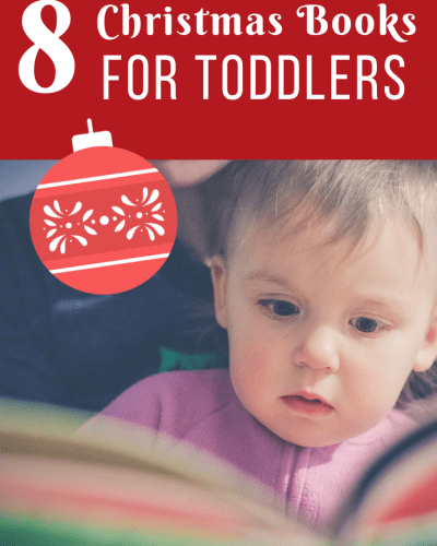 8 Christmas Books for Toddlers that Kids Will Love