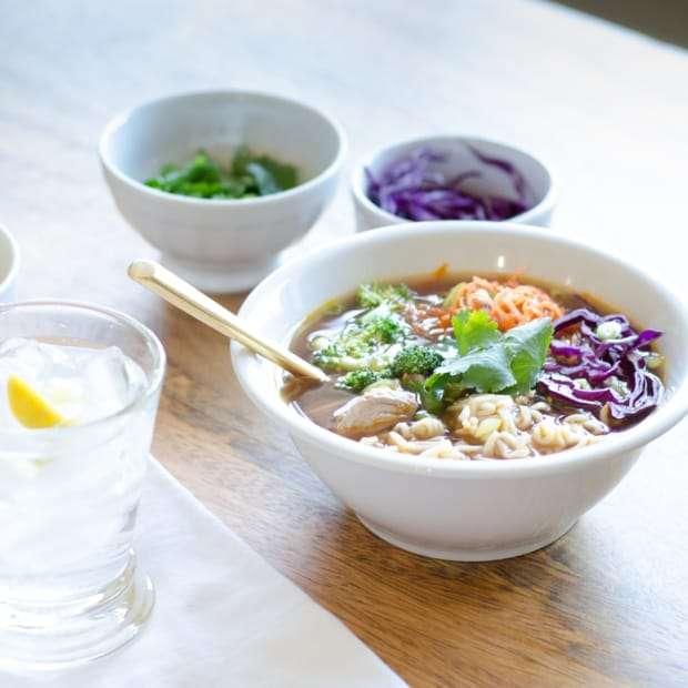 Asian Broth Bowl