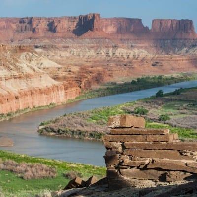 Flat-Bottom-Ruin-Utah