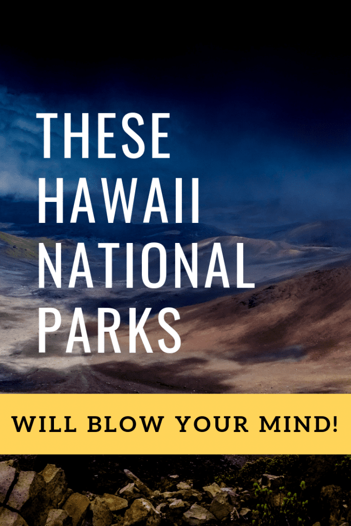 hawaii national park
