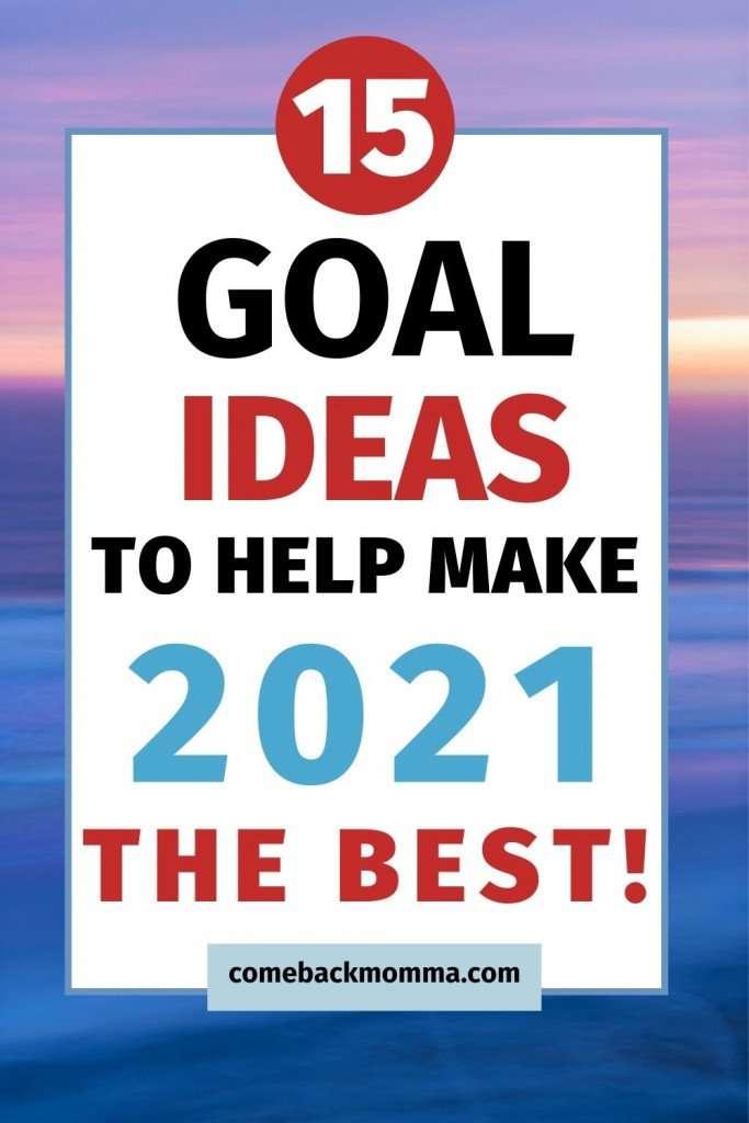 goal ideas pin