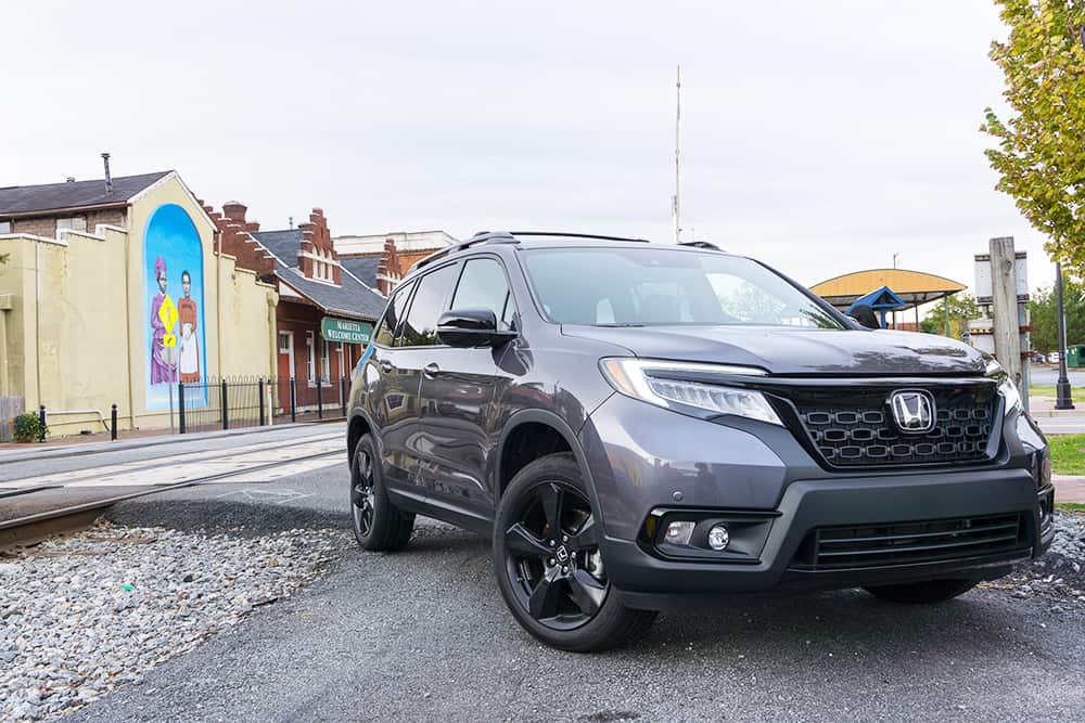The 2020 Honda Passport is Mom Approved!