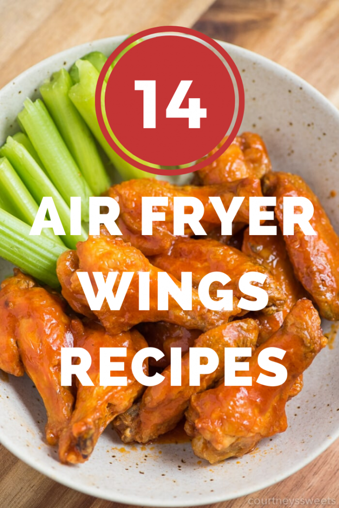 Air fryer wings recipes