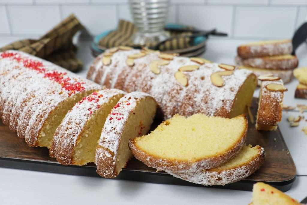Amazing Almond Cake Recipe from Scandanavia