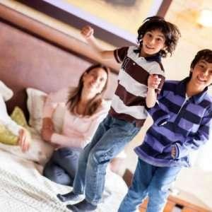 Fun Indoor Family Fitness Activities