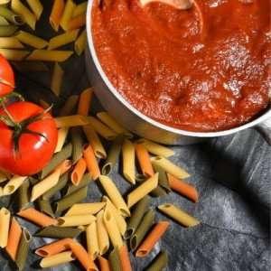 5 Ingredient Mouth Watering Marinara Sauce
