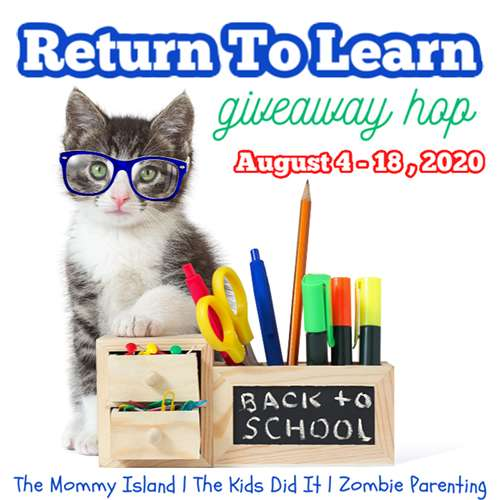 Ready to Learn Giveaway Hop