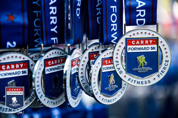 Why I'm Doing the Wounded Warrior Project Carry Forward Virtual 5K