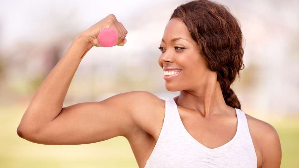 Simple Home Workouts for Terrifically Toned Arms
