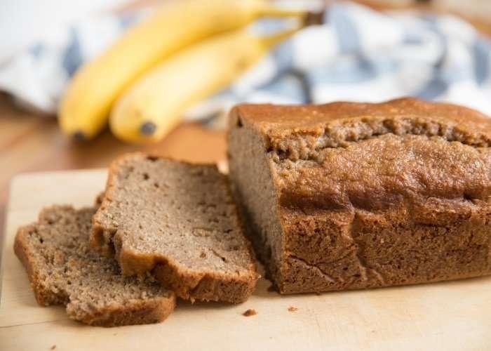 Easy Gluten Free Dairy Free Banana Bread