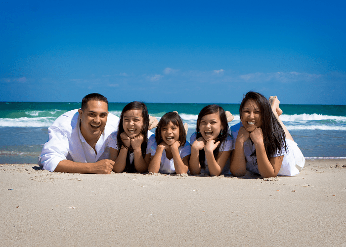 Family Bonding & Learning on Family Vacations