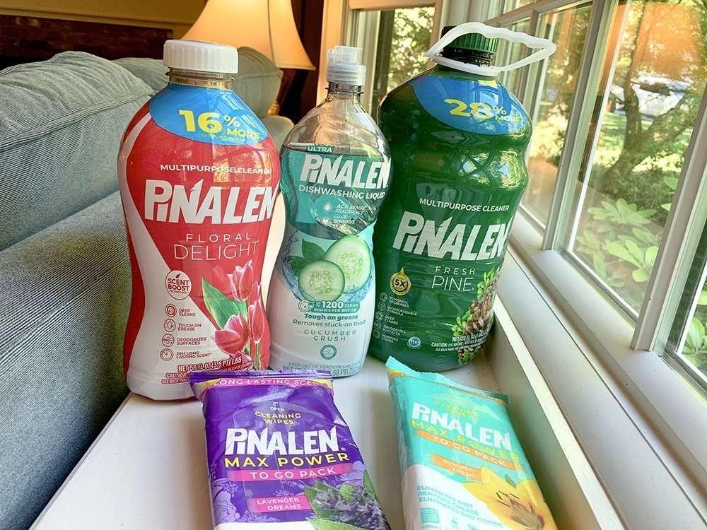 PINALEN Cleaner Makes Housework Easier